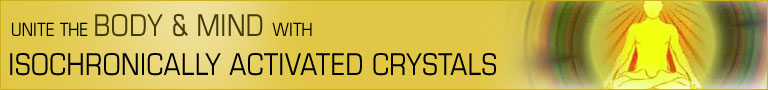 isochronically activated crystals