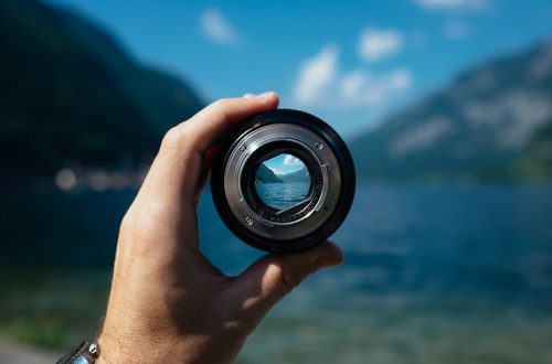 changing your focus camera lens