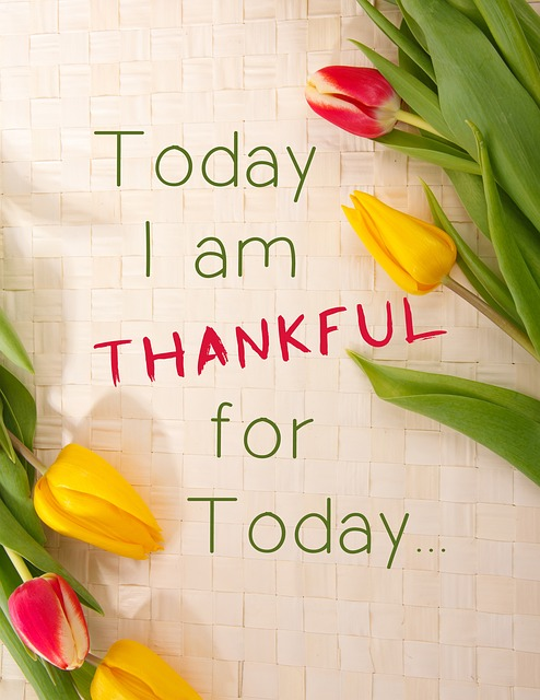 thankful note i am thankful for today developing a positive attitude