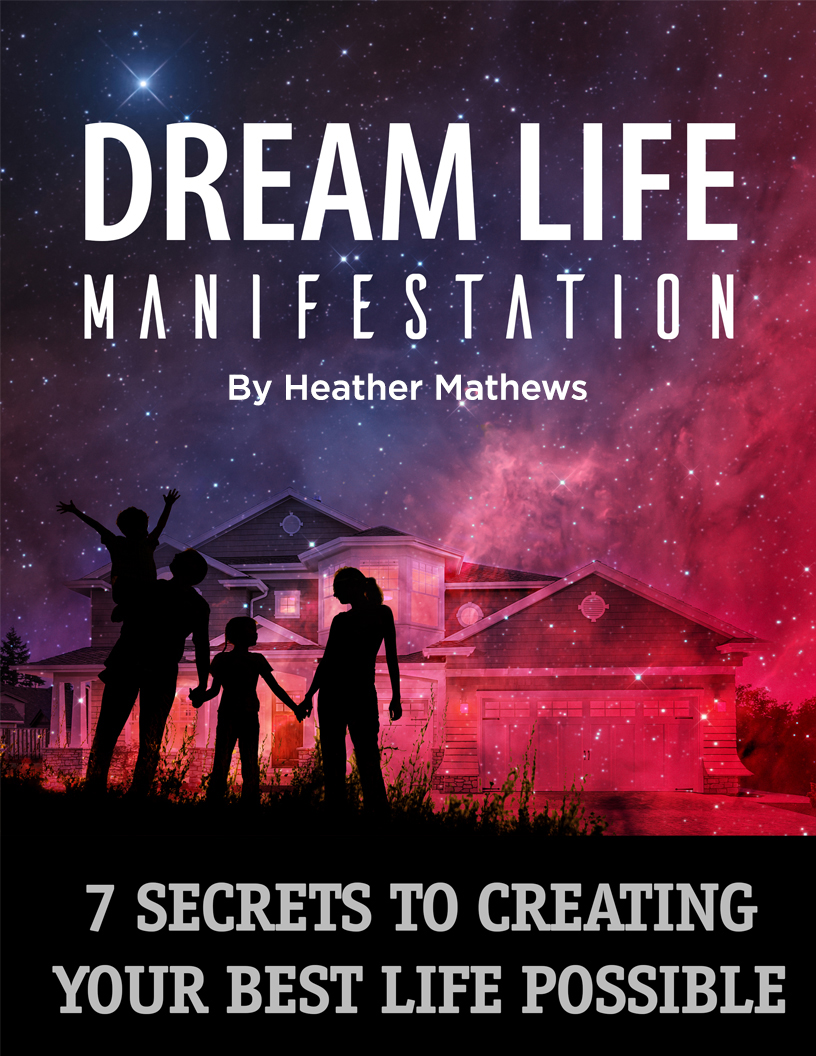 create your best life dream life manifestation ebook
