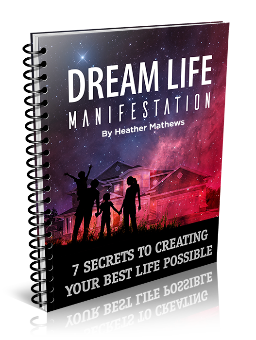 dream life manifestation ebook