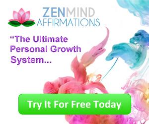 zenmind affirmations self motivation steps