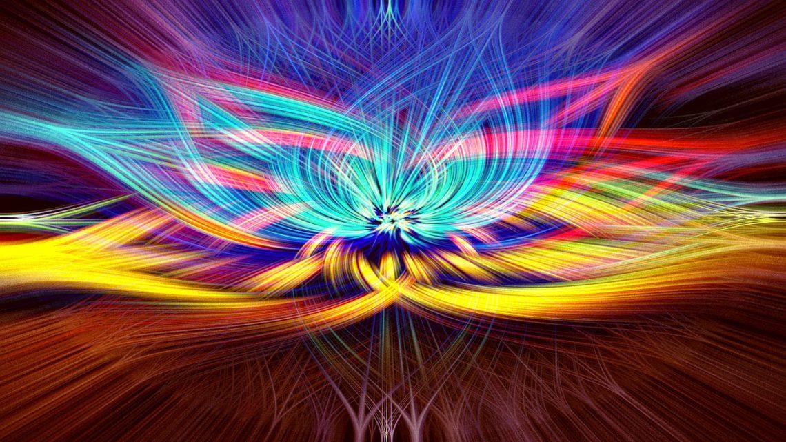 chakra healing colors