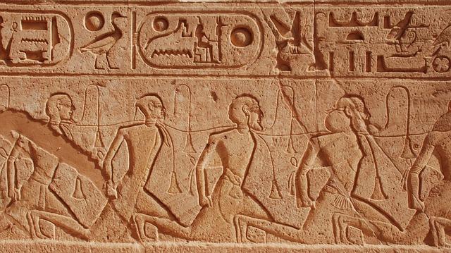 hieroglyphics dream writing ancient egypt