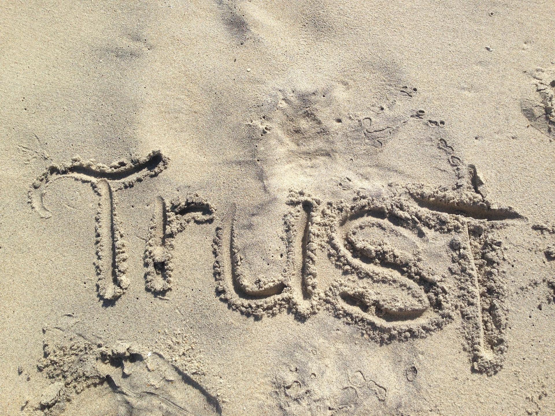 trust self empowerment